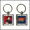 Burst Angel Metal Keychain: Sei