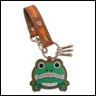 Naruto Keychain: Leather Frog Purse