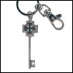 Fairy Tail Metal Keychain: Crux Key