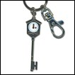 Fairy Tail Metal Keychain: Horologium Key