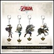 Legend of Zelda Acrylic Keychain: Twilight Princess