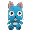 Fairy Tail Plush: Happy (Sitting Version)
