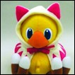 Final Fantasy Plush: Chocobo Plush (White Mage Ver)