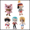 One Piece Plush: Strong World Series 1
