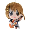 K-ON! Plush: Yui Hirasawa Mini Band Version