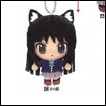K-ON! Plush: Mio Akiyama Mini Neko Version