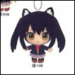 K-ON! Plush: Azusa Nakano Mini Neko Version