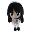 K-ON! Plush: Mio Akiyama DX (Maid Version)