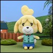 Animal Crossing New Leaf DX Plush: Isabelle