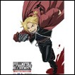 Fullmetal Alchemist Brotherhood Wall Scroll: Edward Elric