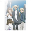 Gunslinger Girl Wallscroll: Group