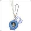 Sailor Moon Cell Phone Strap: Sailor Mercury & Symbol