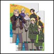 Hetalia File Folder: 5 Countries