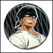 One Piece Button: Zoro