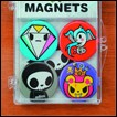 Tokidoki Magnets: Adios 4-Pack