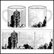 Attack on Titan Mug: Colossal Titan