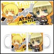 Attack on Titan Mug: Armin
