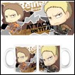 Attack on Titan Mug: Reiner