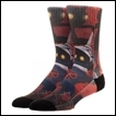 Kingdom Hearts Socks: Heartless Sublimted