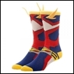 My Hero Academia Socks: All Might Crew Socks