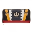 Kingdom Hearts Wallet: Sora Cosplay Zip Around