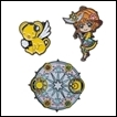 Cardcaptor Sakura Pin Set