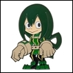 My Hero Academia Pin: Froppy Large Lapel