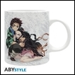 Demon Slayer Mug: Tanjiro & Nezuko