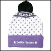Sailor Moon Beanie: Sailor Saturn