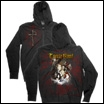 Trinity Blood Hoodie: Cross