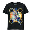 Kingdom Hearts T-Shirt: Stacked Against