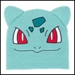 Pokemon Beanie: Bulbasaur Face