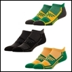 Legend of Zelda Socks: 3-Pair Active Ankle