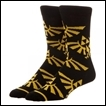Legend of Zelda Socks: Large All Over Print Crew