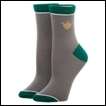 Legend of Zelda Socks: Embroidered Junior Anklet Sock
