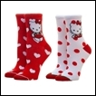 Hello Kitty Socks: 2-pack Ankle Sock