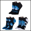 Sonic Socks: 3-Pack Ankle