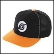 Naruto Hat: Taping Pre-Curved Snapback