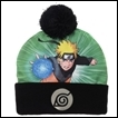 Naruto Beanie: Sublimated Crown