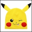Pokemon Beanie: Pikachu Big Face with LED Cheeks