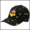 Kirby Hat: Embroidered Pre-Curved Bill Snapback