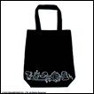 Final Fantasy Tote Bag: Theatrhythm: Monsters