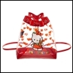 Hello Kitty Bag: Vinyl Bucket Handbag