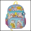 Bananya Backpack: 5 Piece Set
