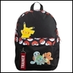 Pokemon Backpack: Multi Character Color Block