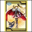 Bushiroad Deck Protector Sleeves: Nanoha Reflection: Fate T. Harlaown