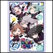 Bushiroad Deck Protector Sleeves: Bang Dream! Garupa*Pico: Roselia