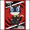 Bushiroad Deck Protector Sleeves: Persona 5 the Animation: Moragana