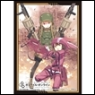 Bushiroad Deck Protector Sleeves: Sword Art Online Alternative Gun Gale Online: Llen & Fukaziroh
