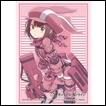 Bushiroad Deck Protector Sleeves: Sword Art Online Alternative Gun Gale Online: Llen Part.2